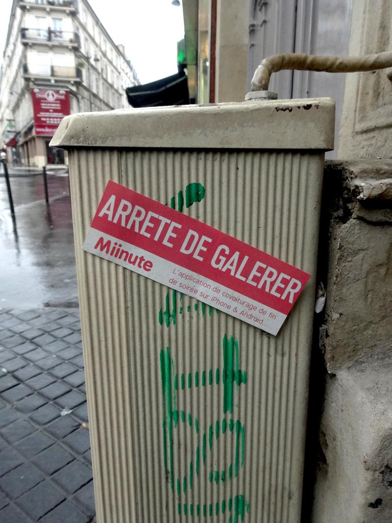 Photo du jour le 16-01-2014 du peintre contemporain Français Jeremie Baldocchi