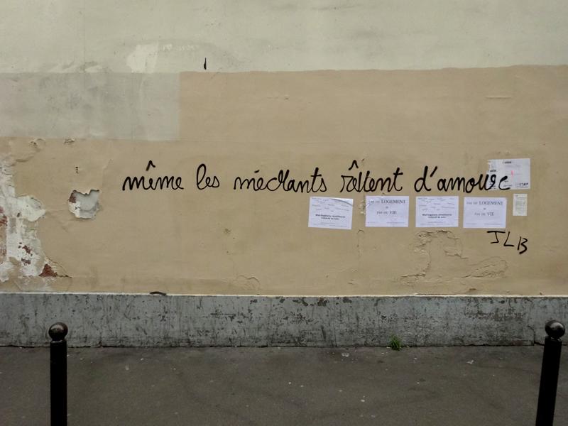 Photo du jour le 23-10-2014 du peintre contemporain Français Jeremie Baldocchi