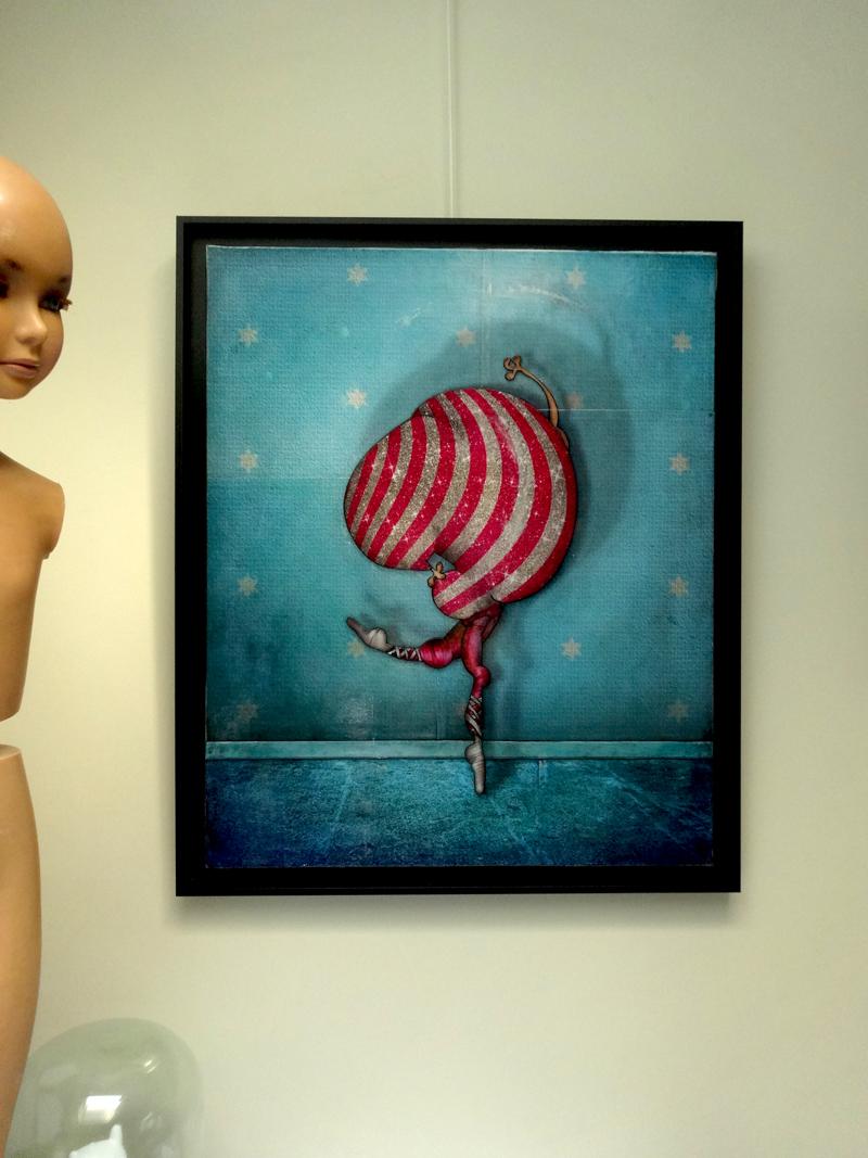 Photo du jour le 27-03-2014 du peintre contemporain Français Jeremie Baldocchi
