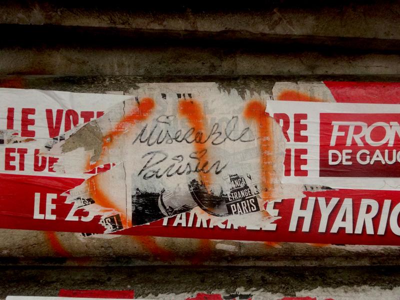 Photo du jour le 29-05-2014 du peintre contemporain Français Jeremie Baldocchi