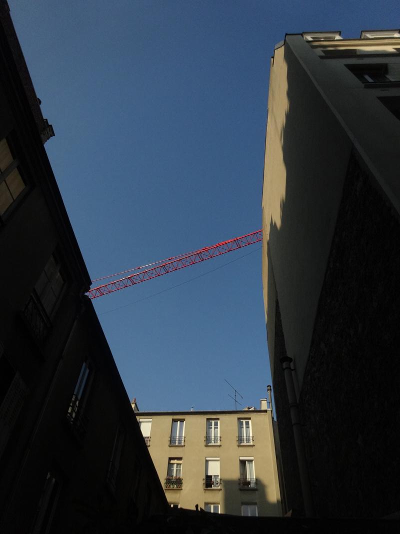 Photo du jour le 03-10-2015 du peintre contemporain Français Jérémie Baldocchi