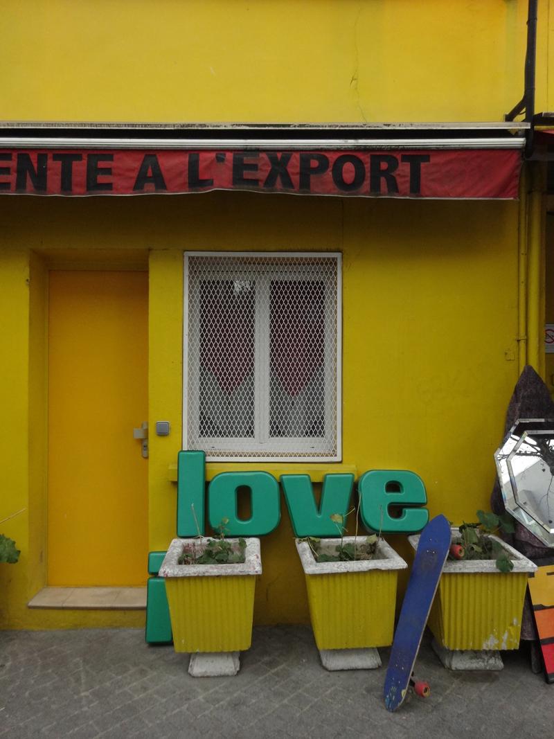 Photo du jour le 07-12-2015 du peintre contemporain Français Jérémie Baldocchi