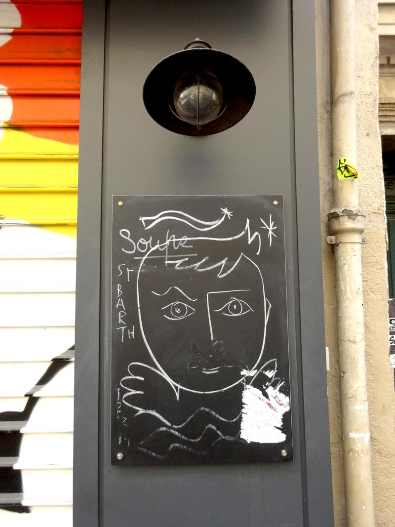 Photo du jour le 11-08-2015 du peintre contemporain Français Jérémie Baldocchi