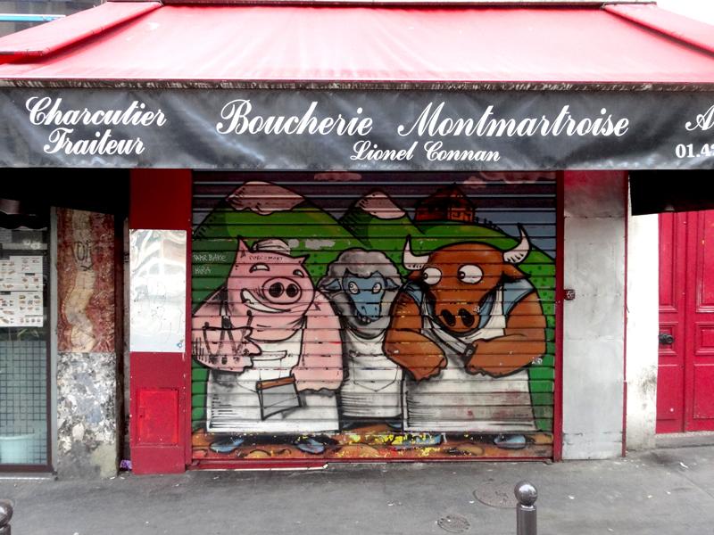 Photo du jour le 16-02-2015 du peintre contemporain Français Jeremie Baldocchi