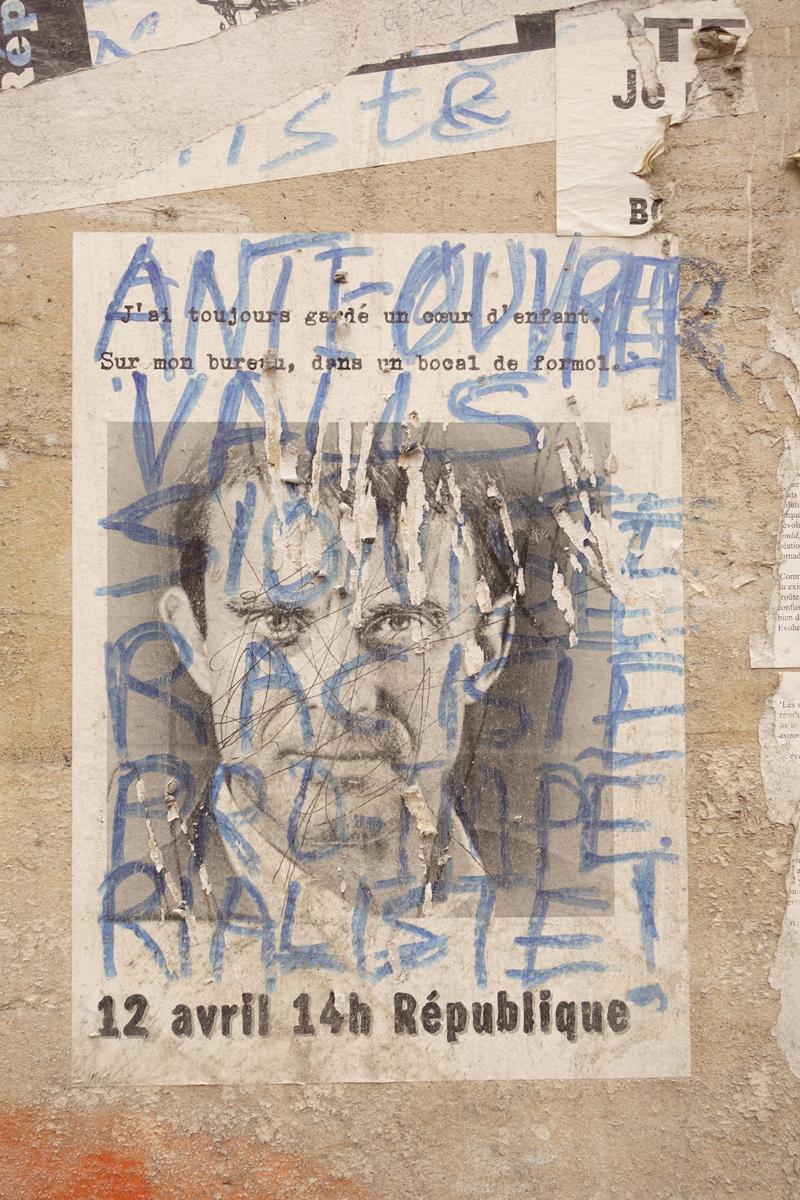 Photo du jour le 05-07-2016 du peintre contemporain Français Jérémie Baldocchi