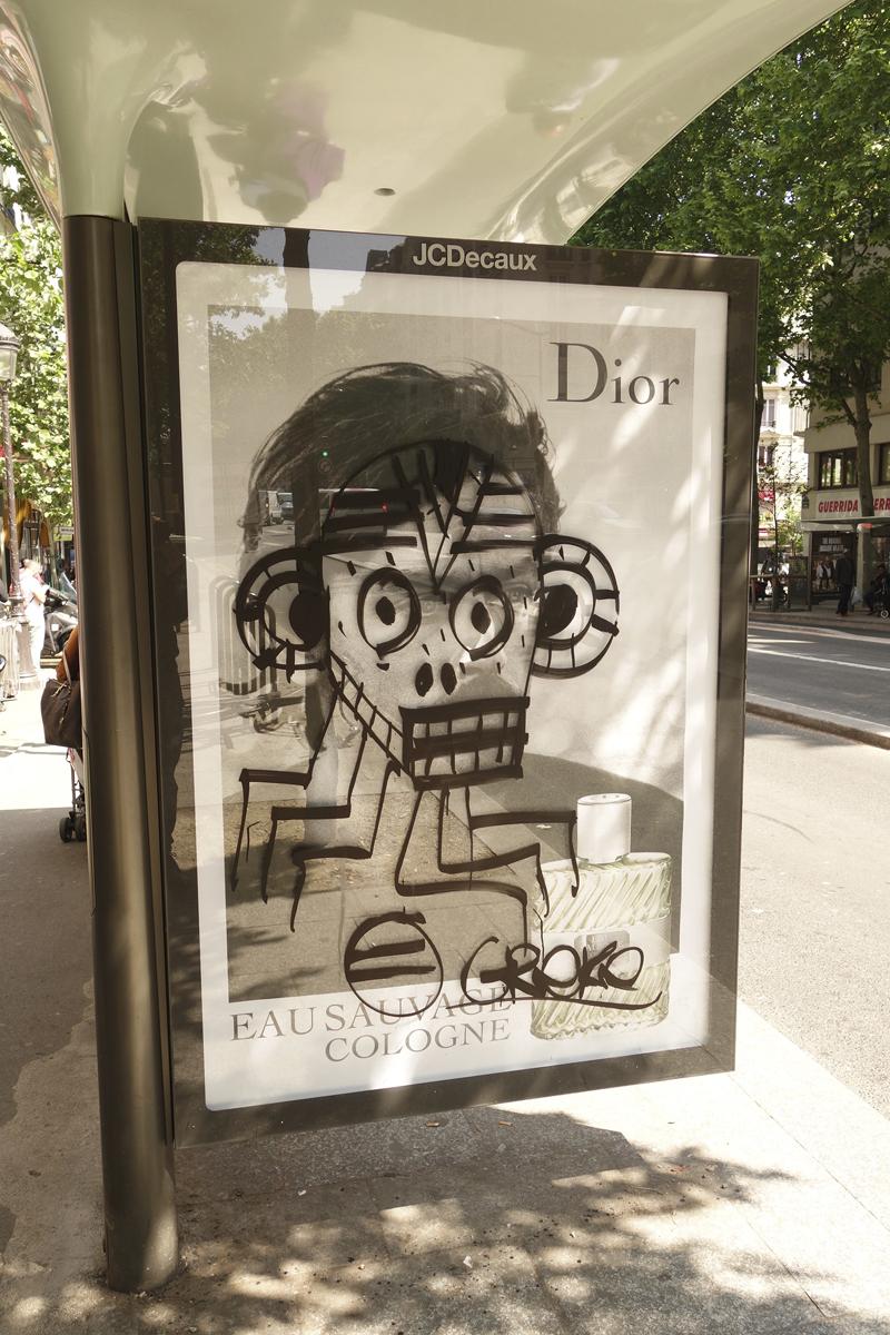 Photo du jour le 09-06-2016 du peintre contemporain Français Jérémie Baldocchi