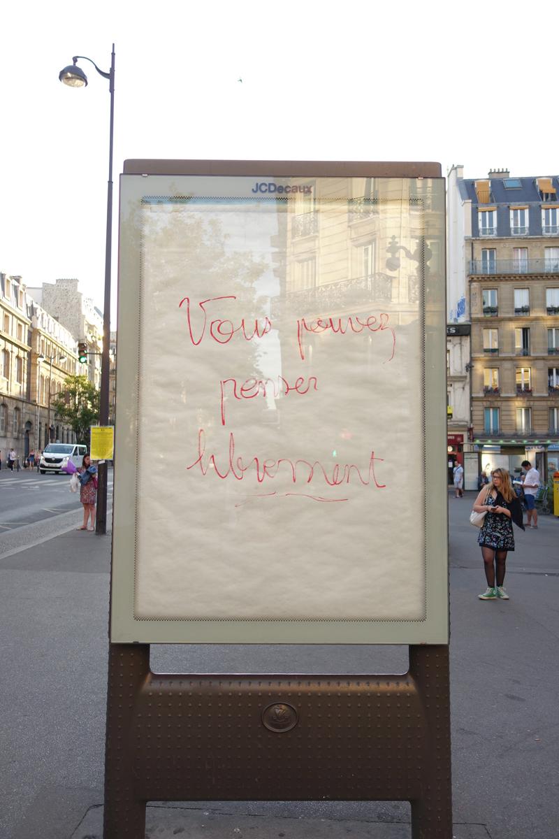 Photo du jour le 09-07-2016 du peintre contemporain Français Jérémie Baldocchi