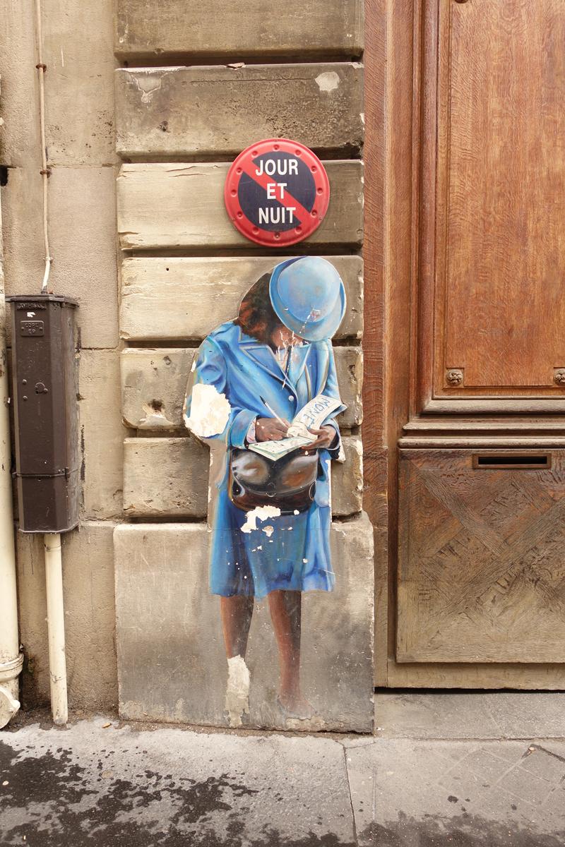 Photo du jour le 15-06-2016 du peintre contemporain Français Jérémie Baldocchi