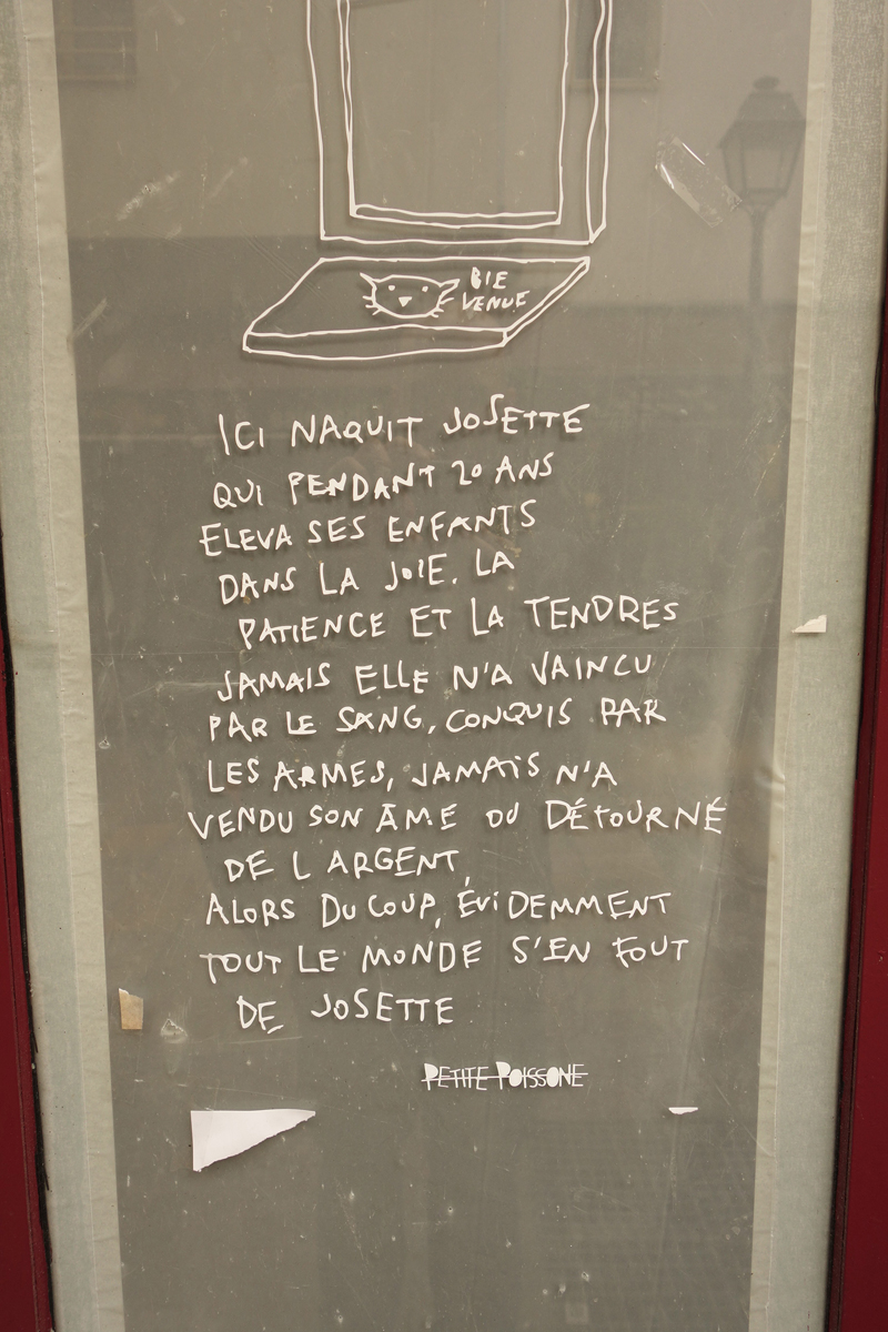 Photo du jour le 15-11-2016 du peintre contemporain Français Jérémie Baldocchi