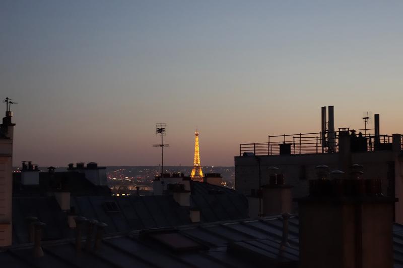 Photo du jour le 23-08-2016 du peintre contemporain Français Jérémie Baldocchi