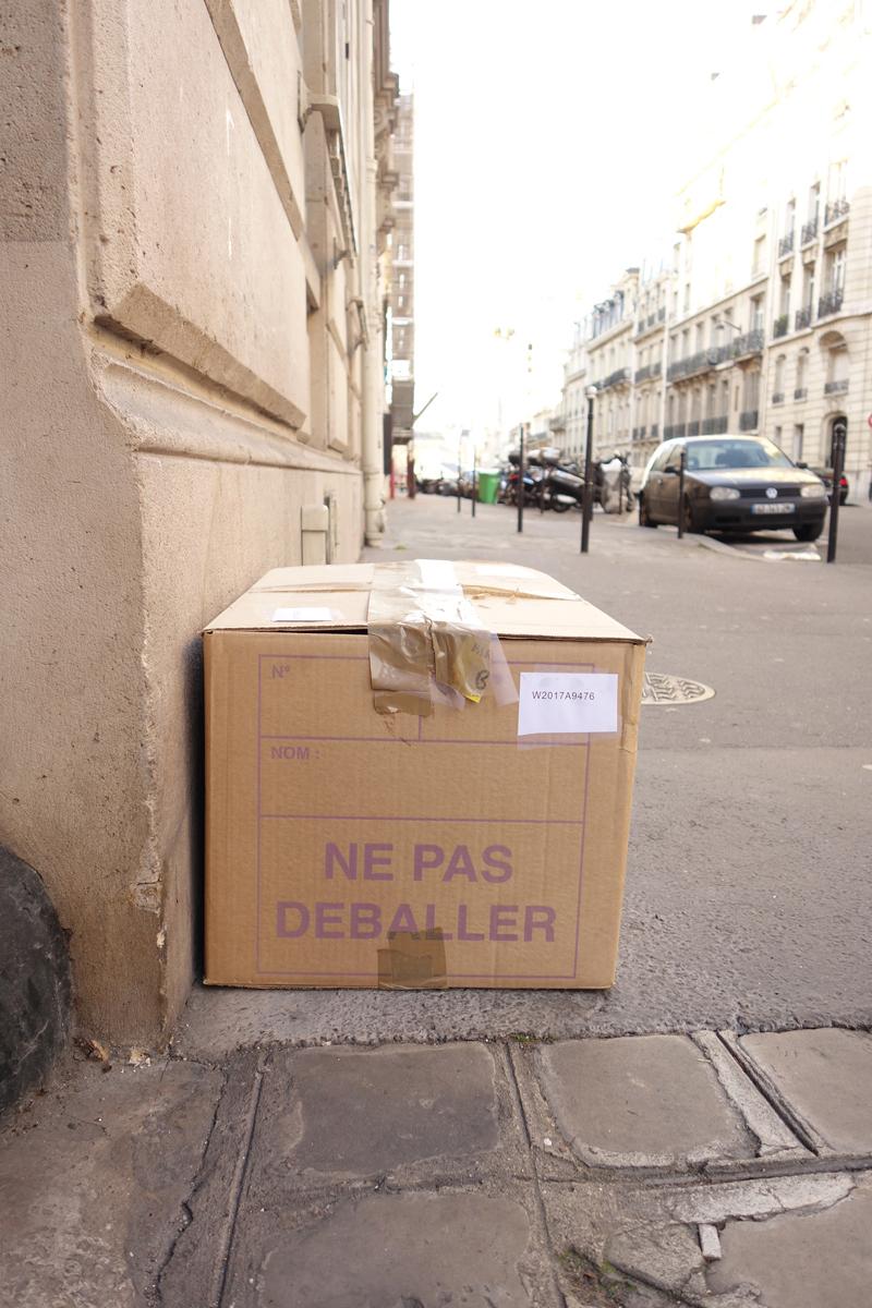 Photo du jour le 06-01-2017 du peintre contemporain Français Jérémie Baldocchi