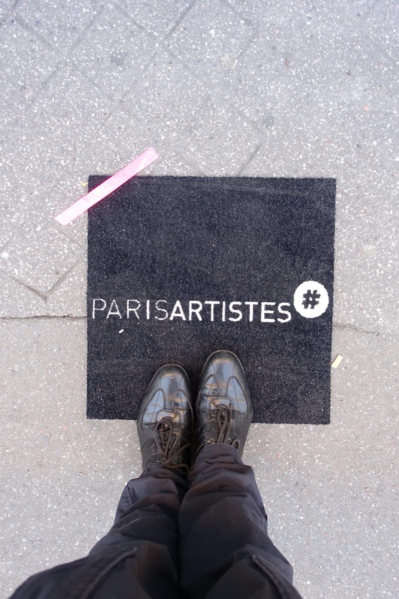 Photo du jour le 06-10-2017 du peintre contemporain Français Jérémie Baldocchi