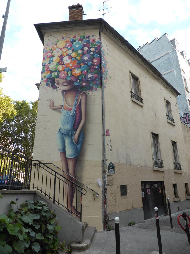 Photo du jour le 20-09-2017 du peintre contemporain Français Jérémie Baldocchi