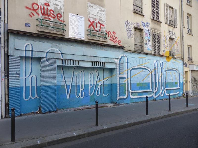 Photo du jour le 23-09-2017 du peintre contemporain Français Jérémie Baldocchi