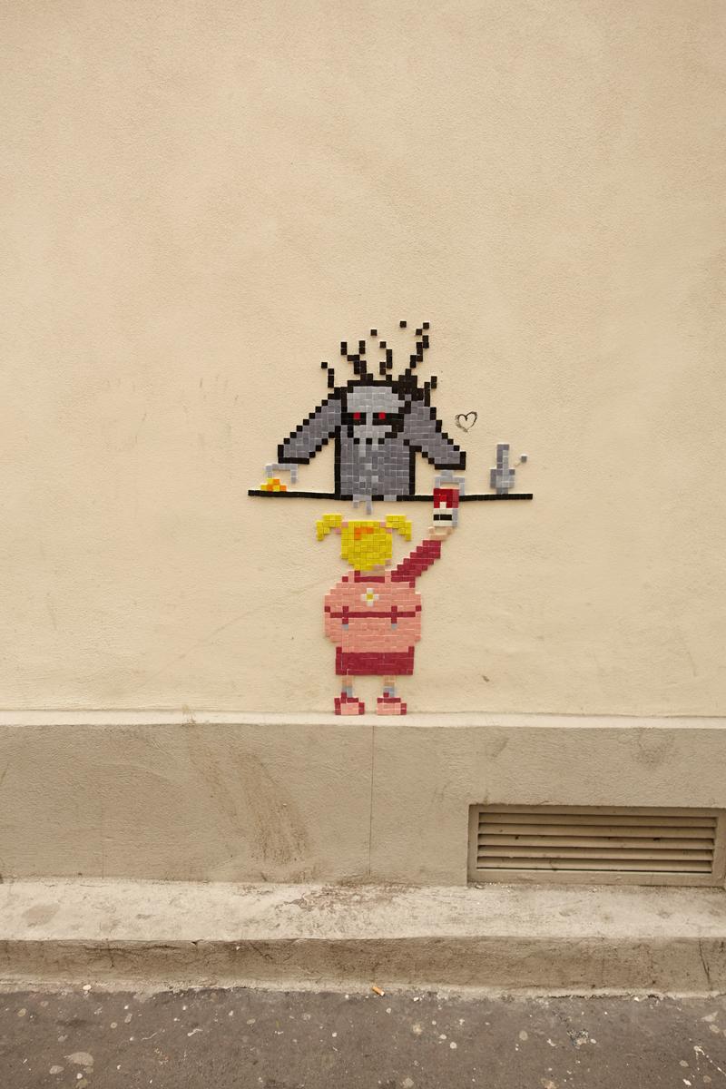 Photo du jour le 07-04-2018 du peintre contemporain Français Jérémie Baldocchi
