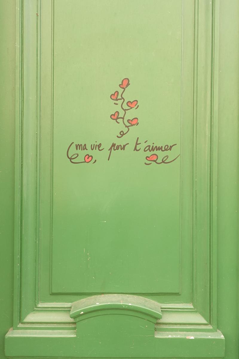 Photo du jour le 04-04-2019 du peintre contemporain Français Jérémie Baldocchi