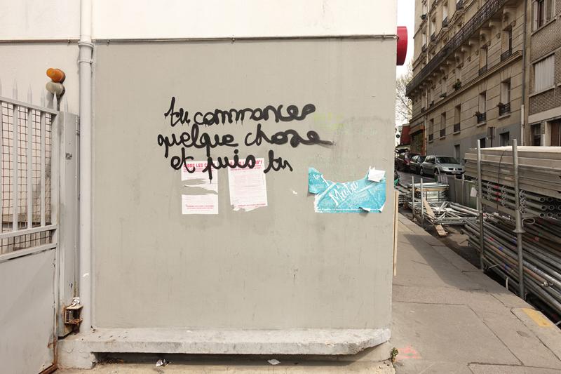 Photo du jour le 12-04-2019 du peintre contemporain Français Jérémie Baldocchi