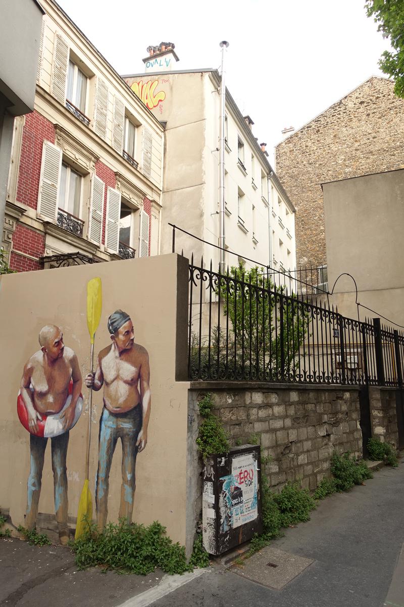 Photo du jour le 17-05-2019 du peintre contemporain Français Jérémie Baldocchi