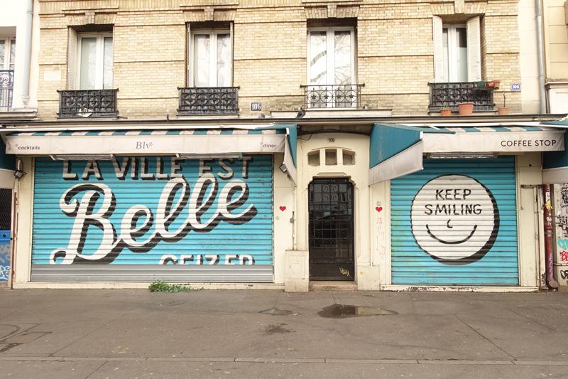 Photo du jour le 02-02-2020 du peintre contemporain Français Jérémie Baldocchi
