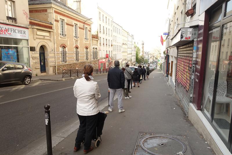 Photo du jour le 02-05-2020 du peintre contemporain Français Jérémie Baldocchi