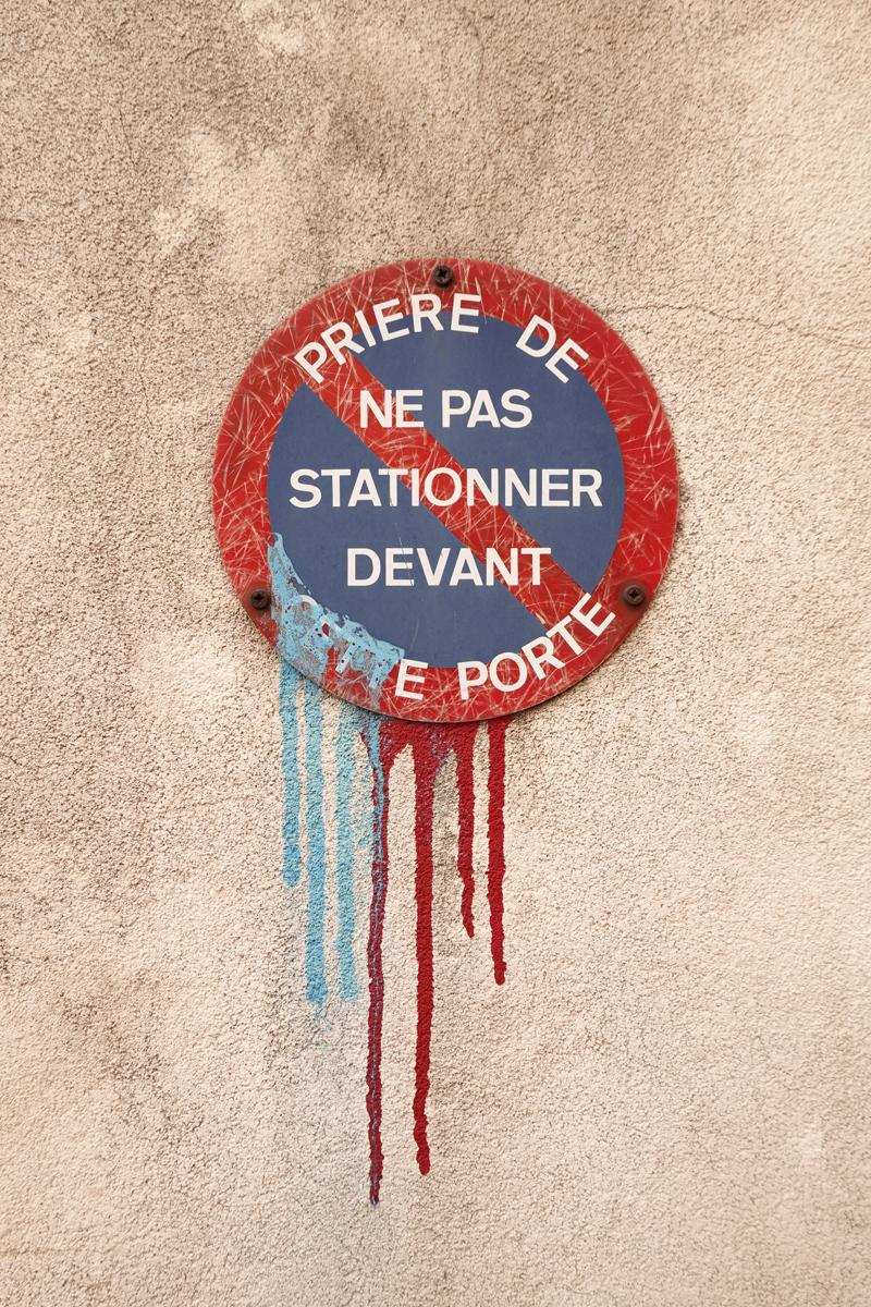 Photo du jour le 09-07-2020 du peintre contemporain Français Jérémie Baldocchi