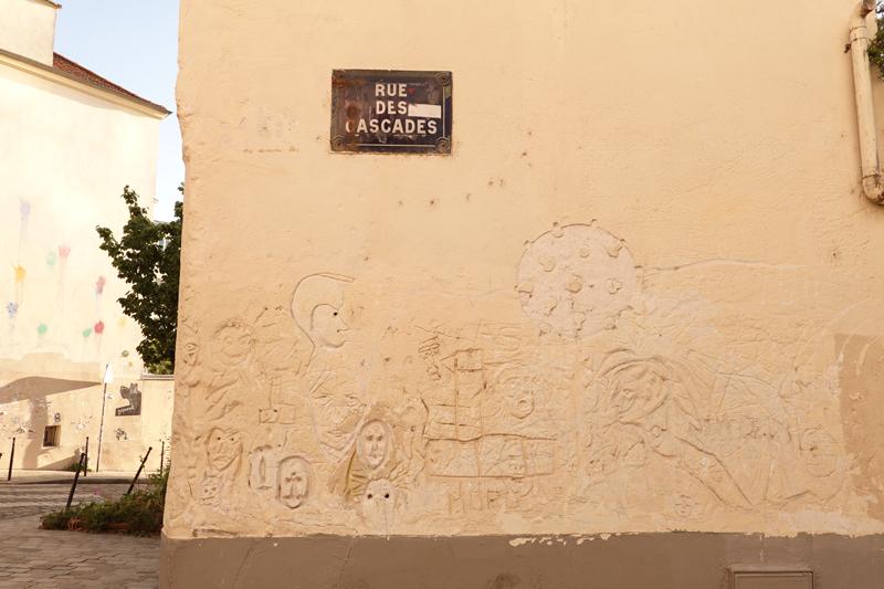 Photo du jour le 11-08-2020 du peintre contemporain Français Jérémie Baldocchi