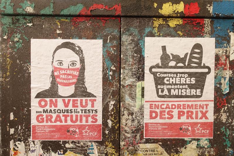 Photo du jour le 14-05-2020 du peintre contemporain Français Jérémie Baldocchi