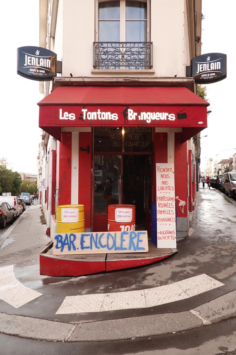 Photo du jour le 15-10-2020 du peintre contemporain Français Jérémie Baldocchi