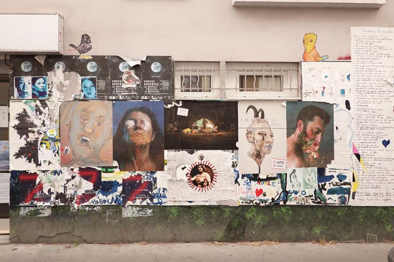Photo du jour le 16-07-2020 du peintre contemporain Français Jérémie Baldocchi