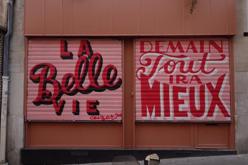Photo du jour le 19-12-2020 du peintre contemporain Français Jérémie Baldocchi