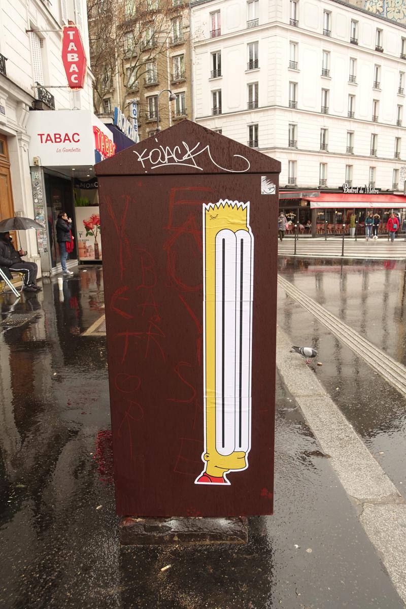 Photo du jour le 20-02-2020 du peintre contemporain Français Jérémie Baldocchi