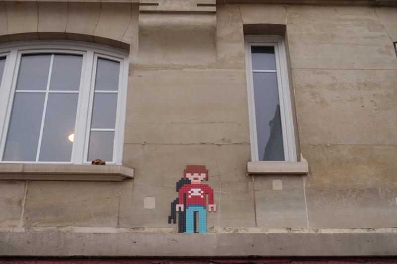 Photo du jour le 21-02-2020 du peintre contemporain Français Jérémie Baldocchi