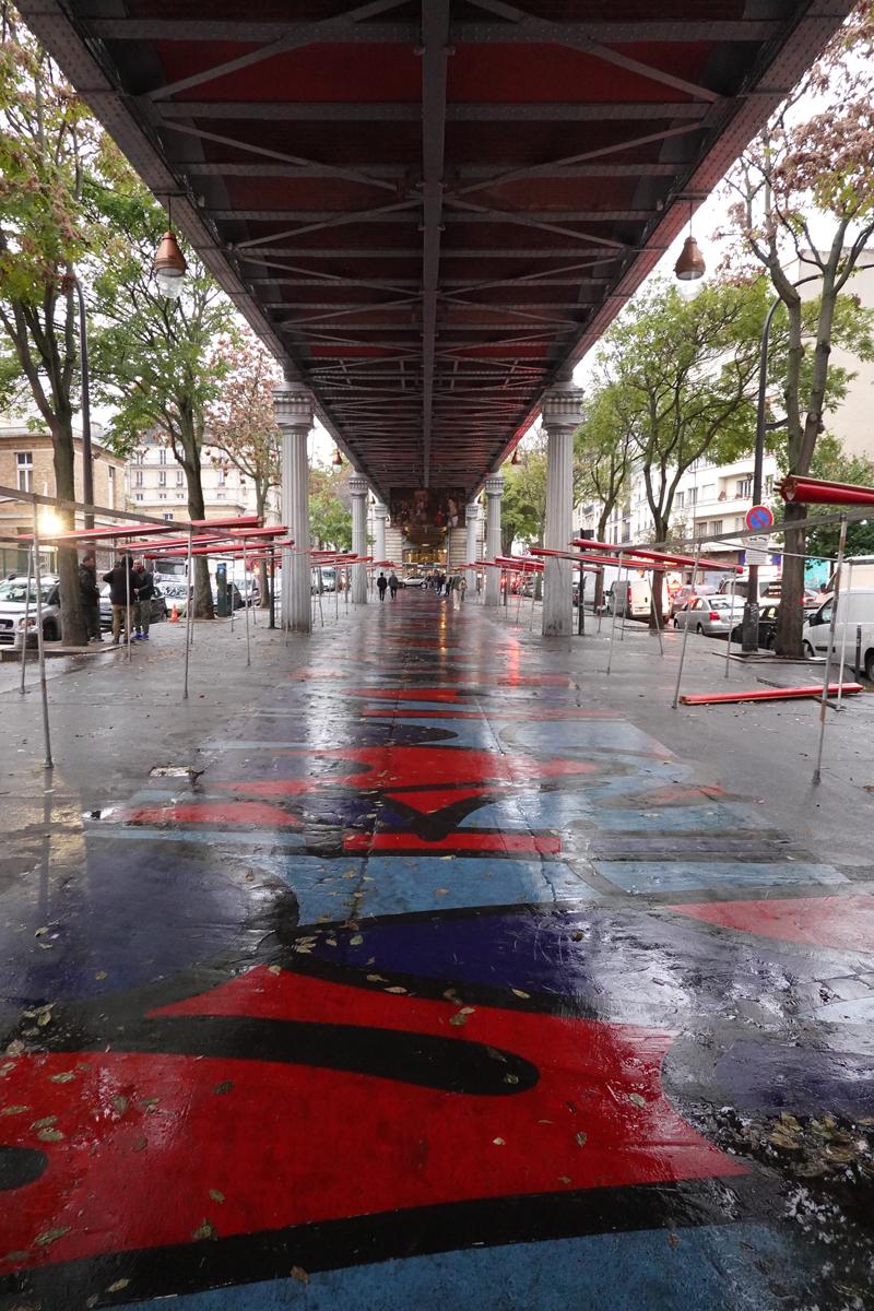 Photo du jour le 21-10-2020 du peintre contemporain Français Jérémie Baldocchi