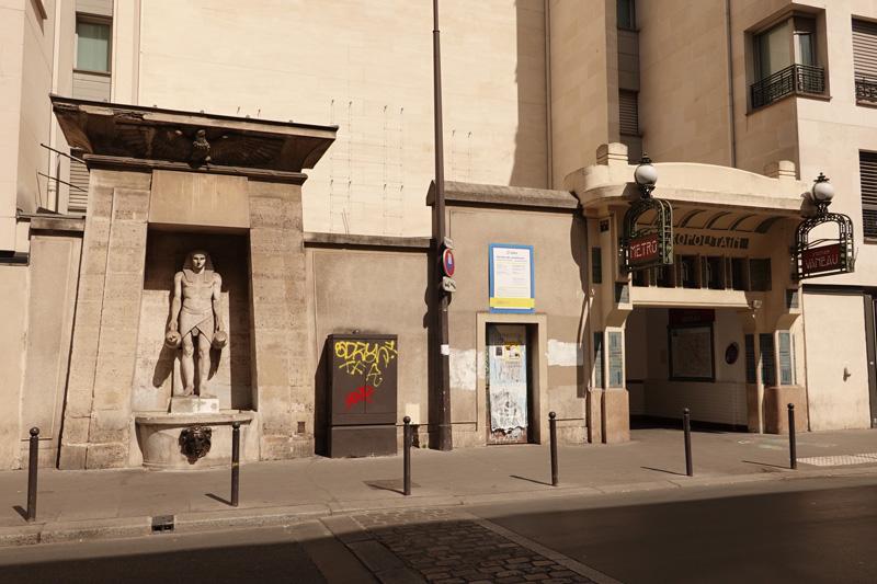 Photo du jour le 23-07-2020 du peintre contemporain Français Jérémie Baldocchi