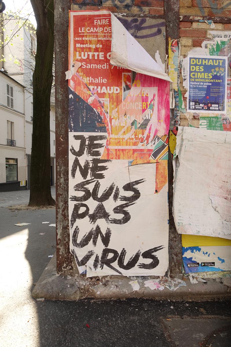 Photo du jour le 25-04-2020 du peintre contemporain Français Jérémie Baldocchi