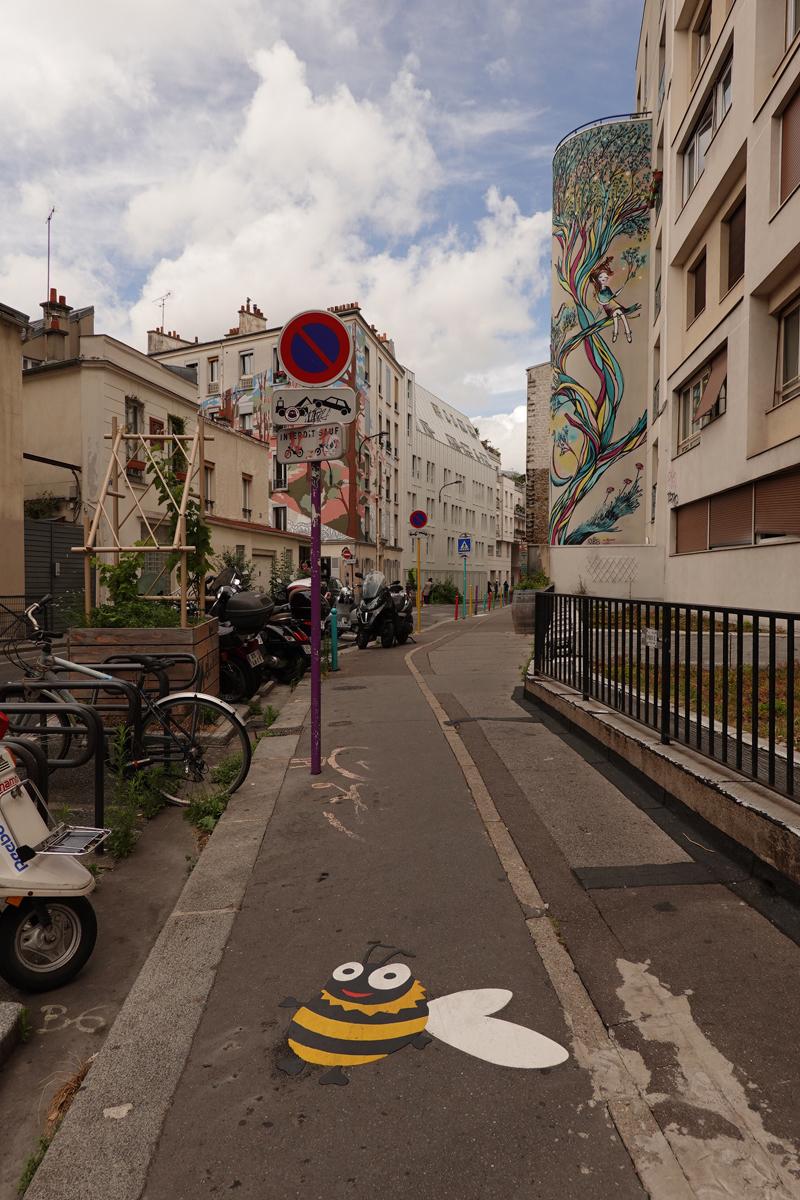 Photo du jour le 28-06-2020 du peintre contemporain Français Jérémie Baldocchi