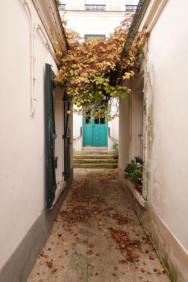 Photo du jour le 29-10-2020 du peintre contemporain Français Jérémie Baldocchi
