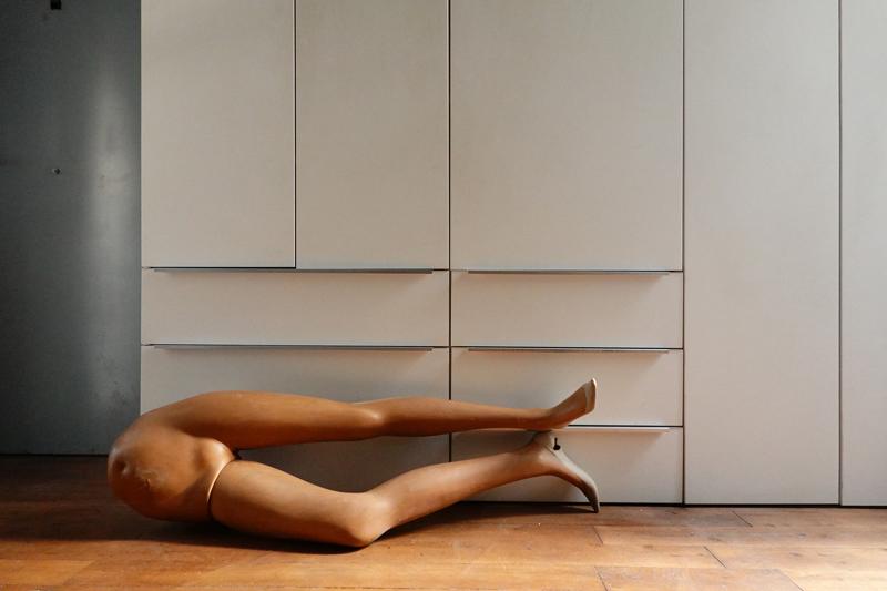 Photo du jour le 01-02-2021 du peintre contemporain Français Jérémie Baldocchi
