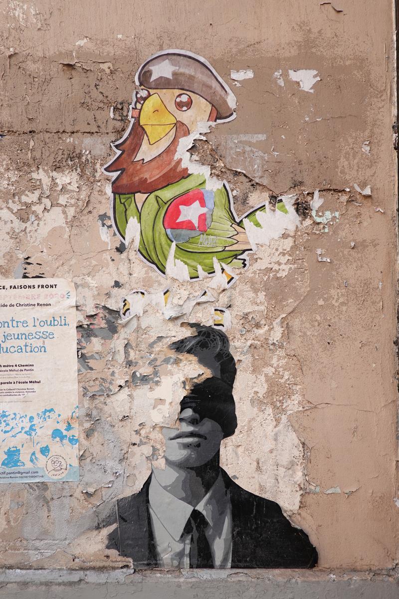 Photo du jour le 02-06-2021 du peintre contemporain Français Jérémie Baldocchi