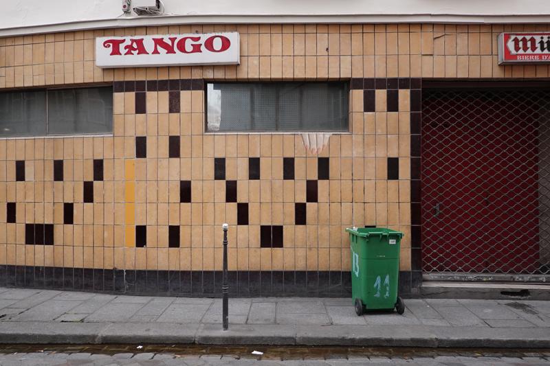 Photo du jour le 03-03-2021 du peintre contemporain Français Jérémie Baldocchi