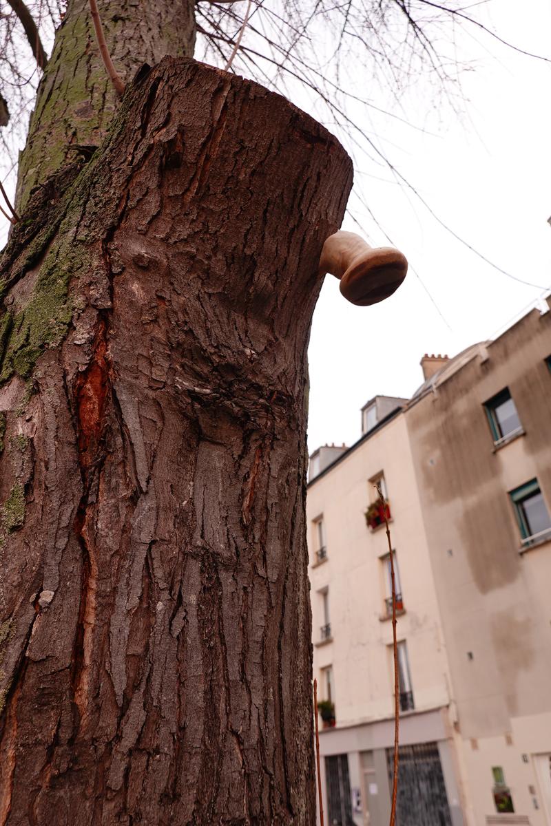 Photo du jour le 05-01-2021 du peintre contemporain Français Jérémie Baldocchi