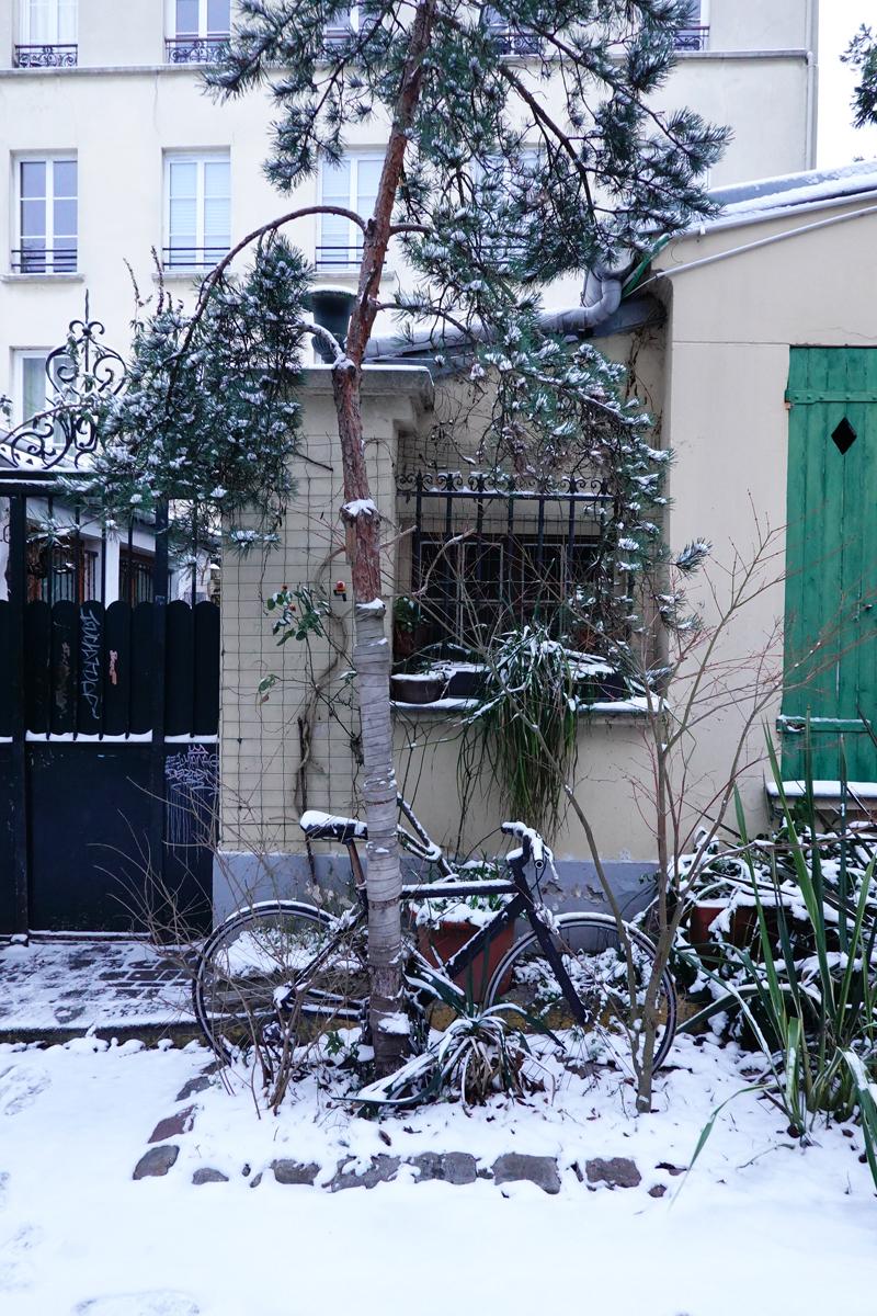 Photo du jour le 10-02-2021 du peintre contemporain Français Jérémie Baldocchi