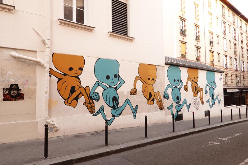 Photo du jour le 21-03-2021 du peintre contemporain Français Jérémie Baldocchi