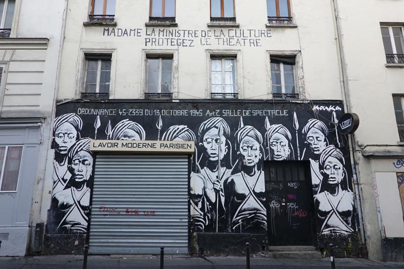 Photo du jour le 22-04-2021 du peintre contemporain Français Jérémie Baldocchi