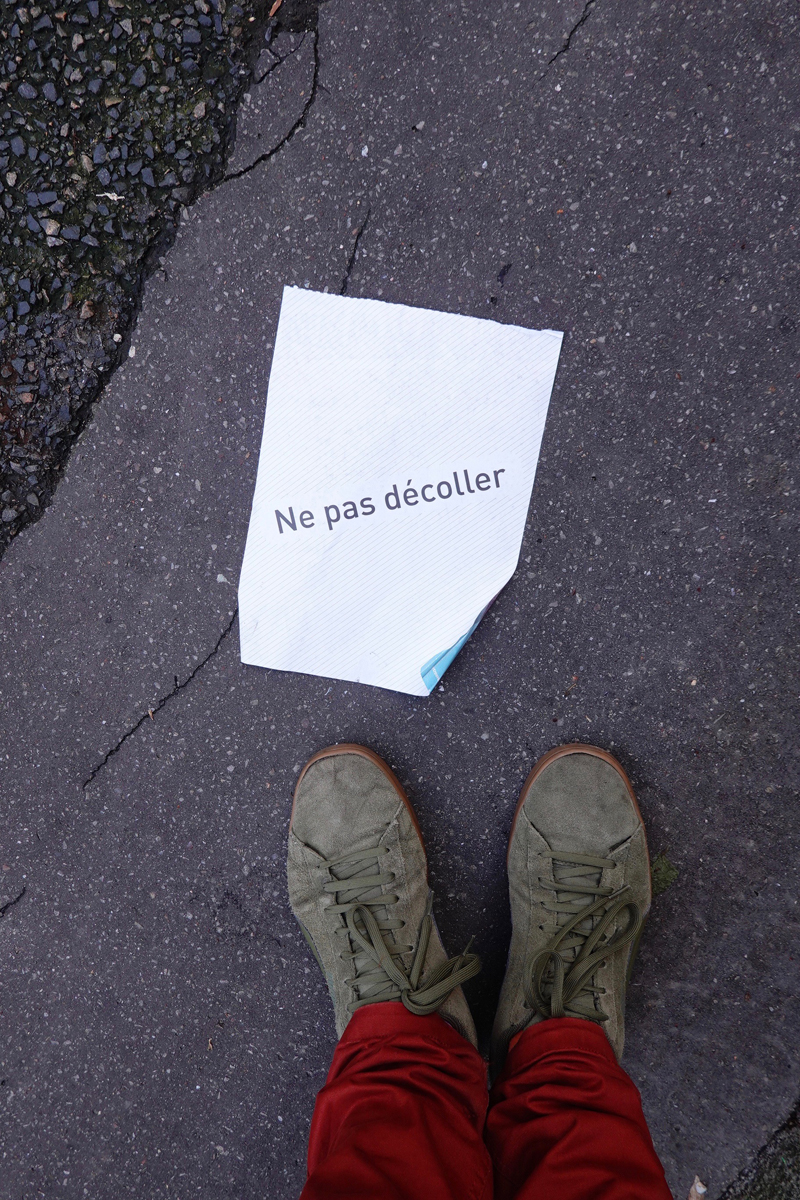 Photo du jour le 25-01-2021 du peintre contemporain Français Jérémie Baldocchi