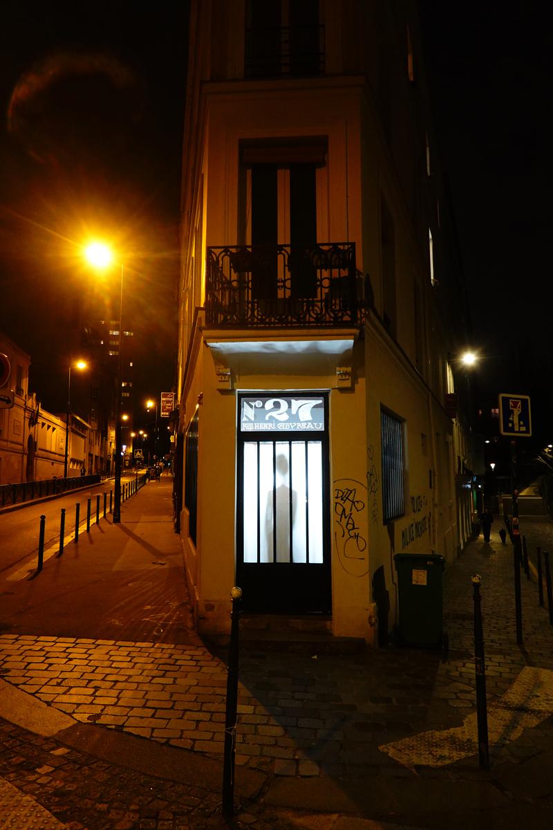 Photo du jour le 25-03-2021 du peintre contemporain Français Jérémie Baldocchi