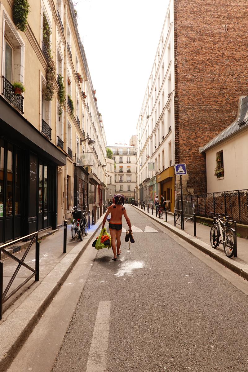 Photo du jour le 28-04-2021 du peintre contemporain Français Jérémie Baldocchi