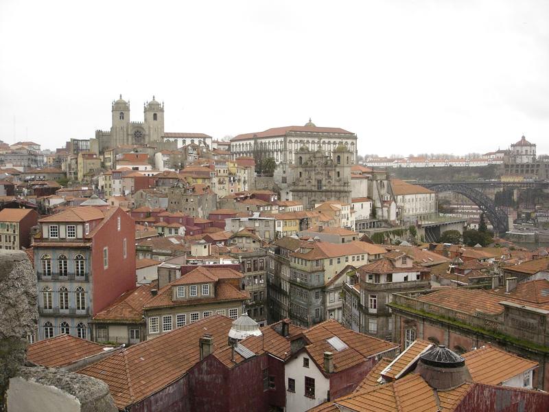Voyage Portugal Porto