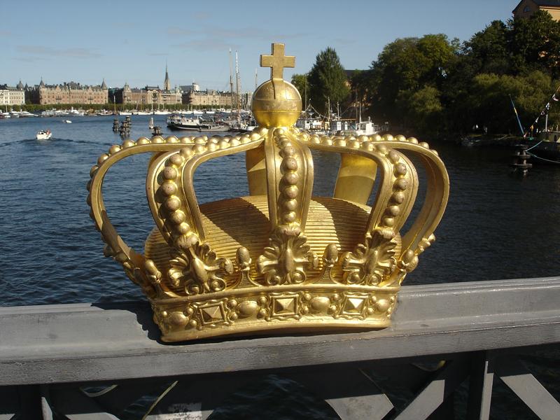 Mon voyage en Suède Stockholm