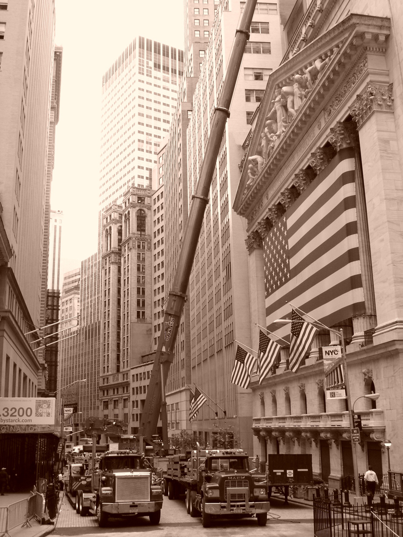 Mon voyage aux États-Unis à New-York
